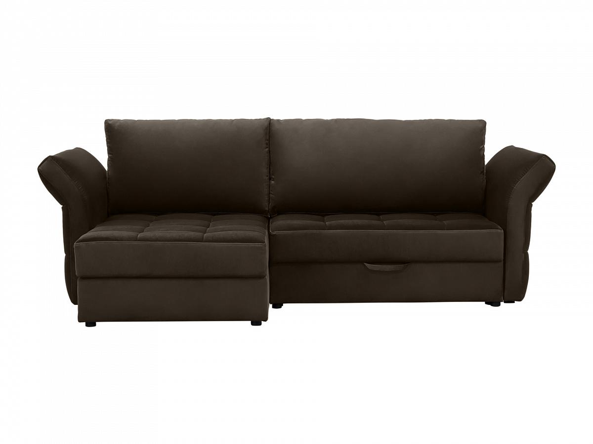 Ogogo диван wing черный 114170/114202
