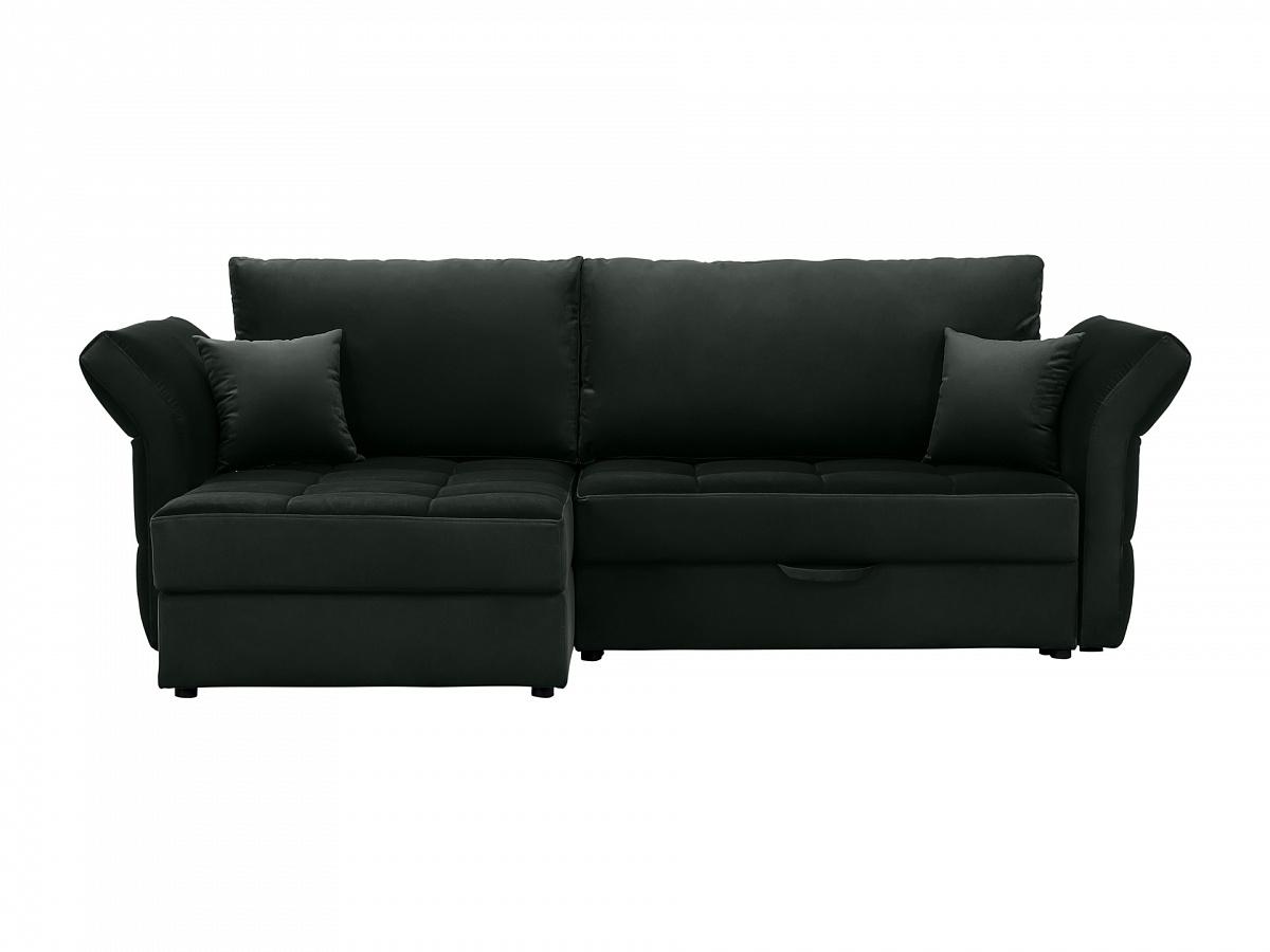 Ogogo диван wing черный 114171/114188