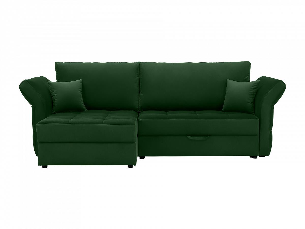Ogogo диван wing зеленый 114172/114184