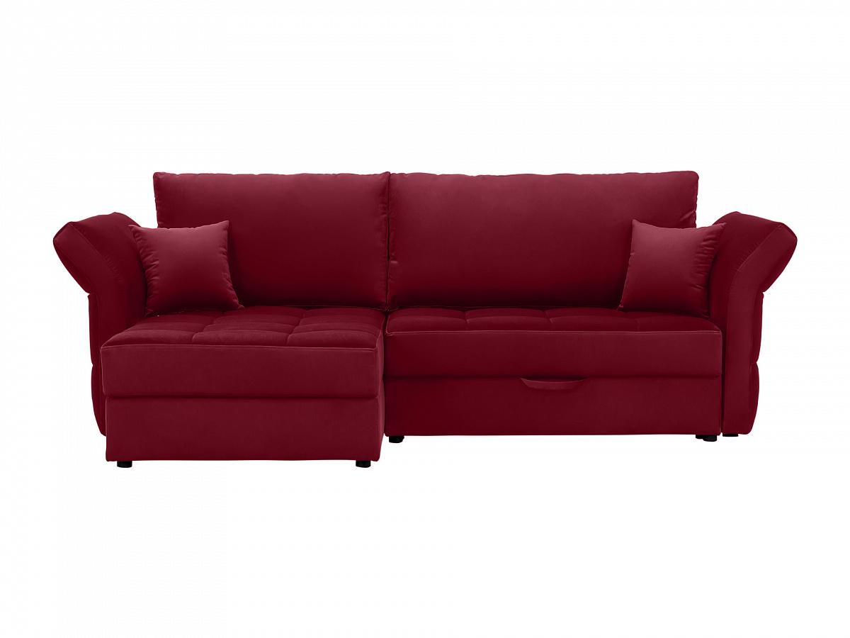 Ogogo диван wing красный 114174/6