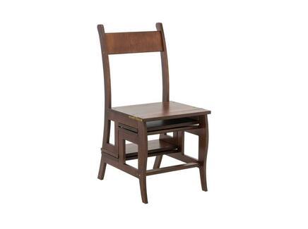 Стул-лестница leset бруклин (milli) коричневый 37.0x90.0x43.0 см.