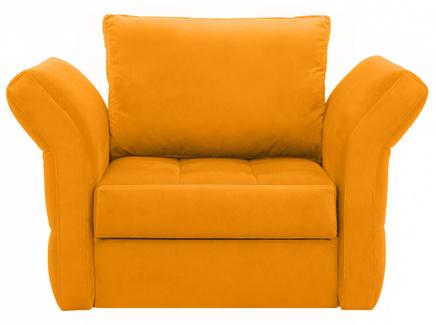 Кресло wing (ogogo) желтый 127x87x93 см.