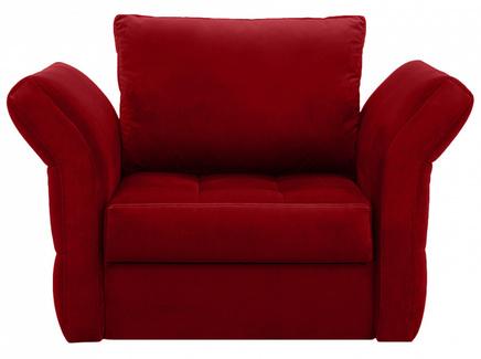 Кресло wing (ogogo) красный 127x87x93 см.