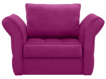 Кресло wing (ogogo) фиолетовый 127x87x93 см.