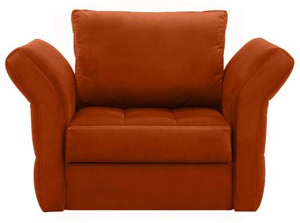 Кресло wing (ogogo) коричневый 127x87x93 см.