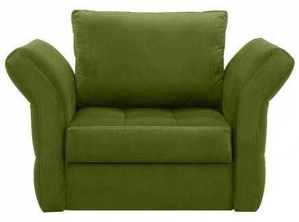 Кресло wing (ogogo) зеленый 127x87x93 см.