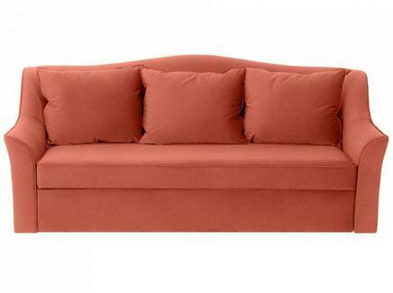 Диван-кровать vermont (ogogo) розовый 240x105x109 см.
