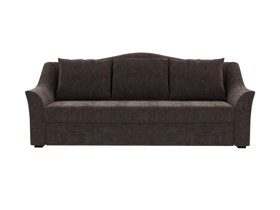 Ogogo диван-кровать vermont коричневый 114574/2