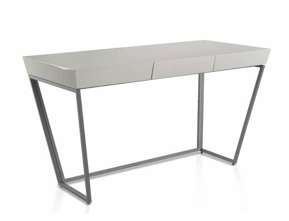 Письменный стол 2715ot (angel cerda) белый 140x74x65 см.