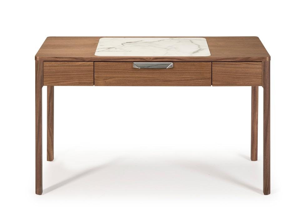 Письменный стол cp1806-dk (angel cerda) коричневый 120x76x55 см.