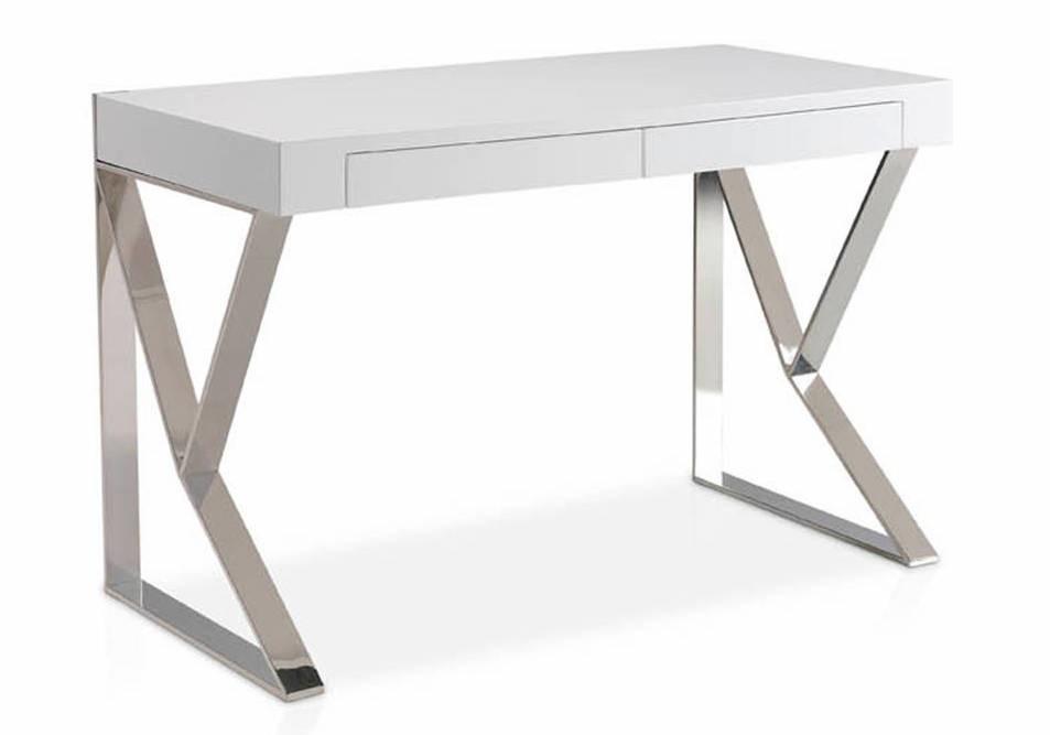 Стол confort (angel cerda) белый 120x76x61 см.