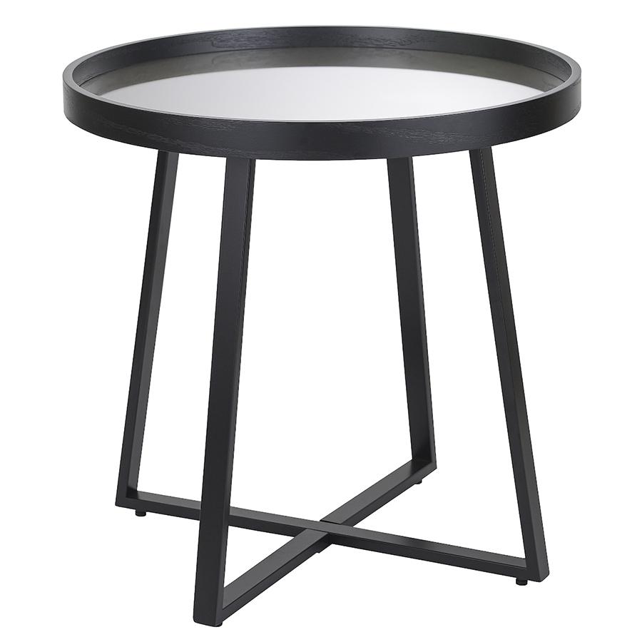 Столик кофейный bisconti (berg) черный 58x57x58 см.
