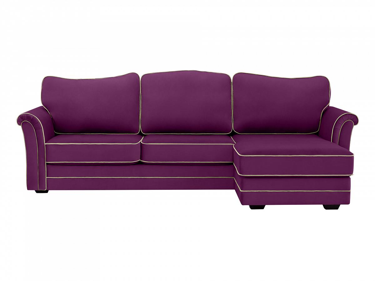 Ogogo диван sydney фиолетовый 114828/3