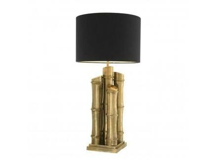 Настольная лампа damian brass (delight collection)
