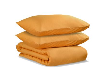 Комплект постельного белья wild (tkano) оранжевый 150x200 см.
