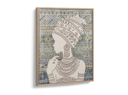 Постер daniella (la forma) мультиколор 52x42 см.