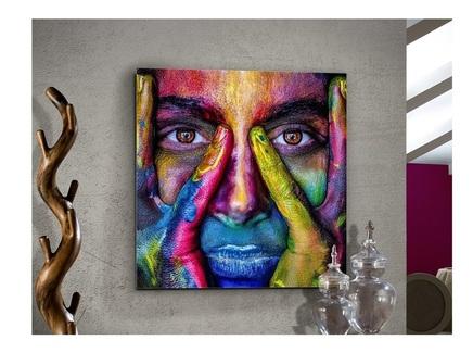 Постер colores (schuller) мультиколор