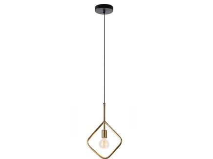Подвесной светильник addra (la forma) золотой 28x45 см.