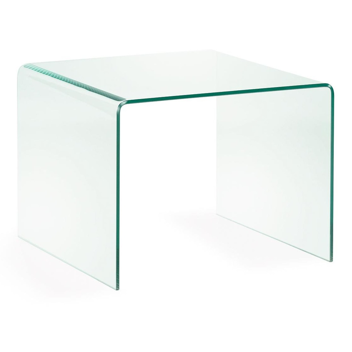 Столик burano (julia grup) прозрачный 60x45x60 см.