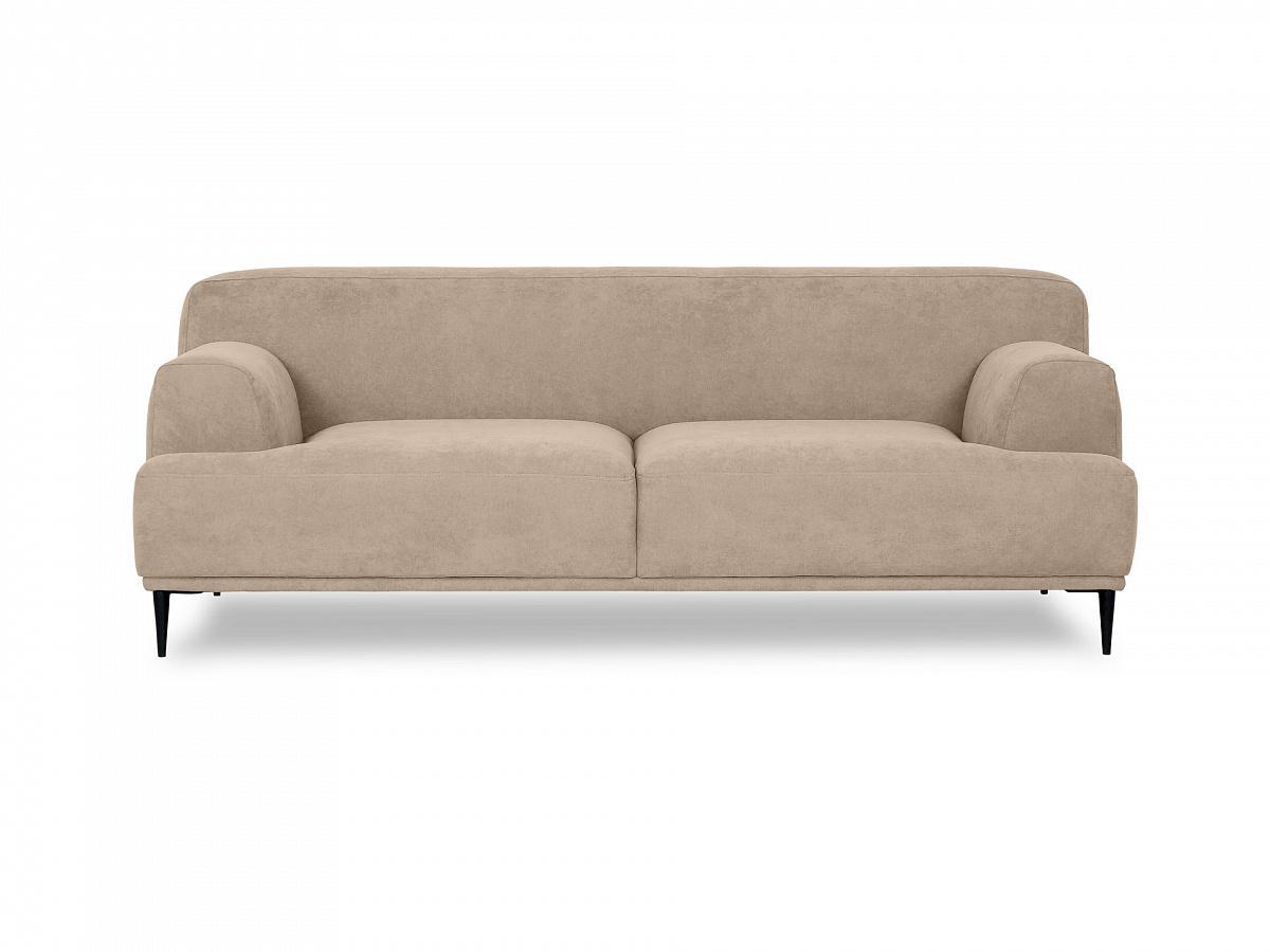 Ogogo диван двухместный portofino бежевый 115599/9