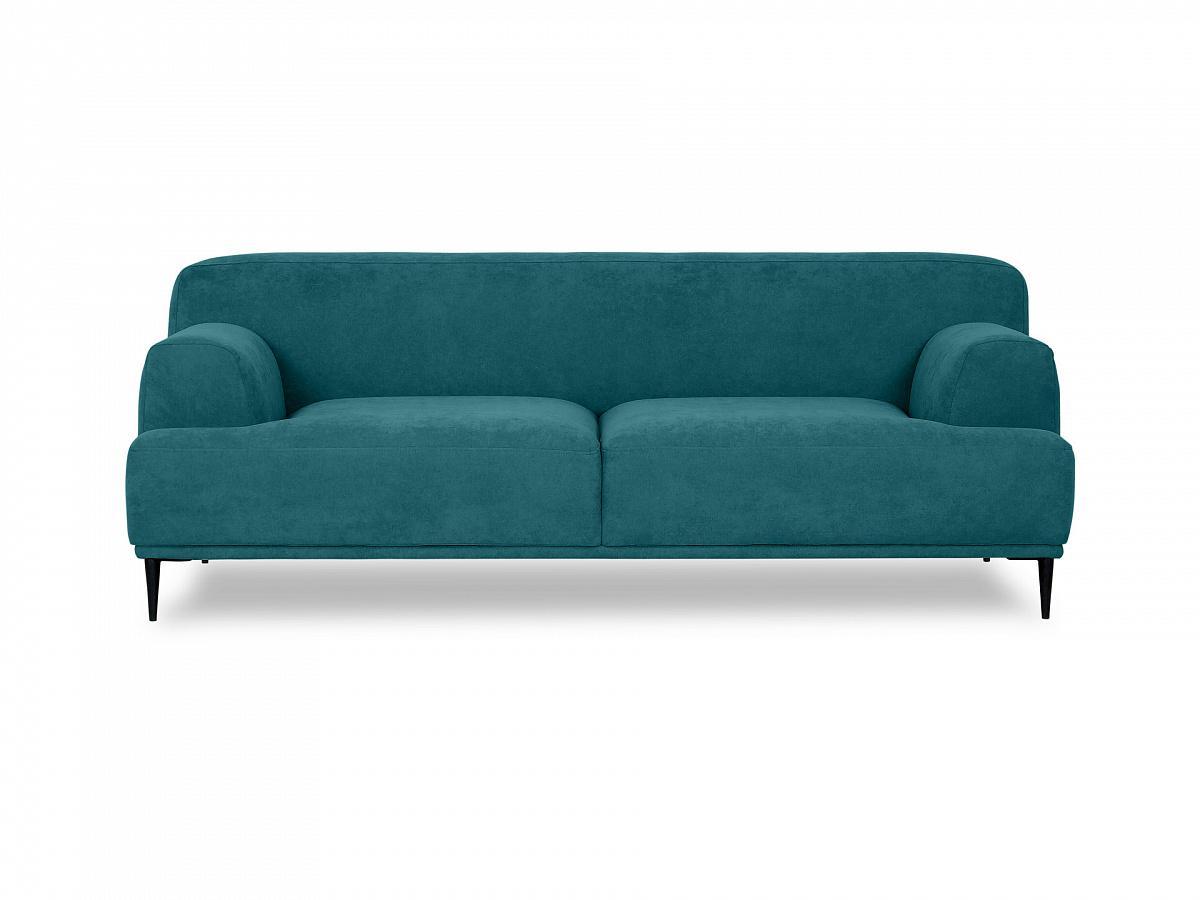 Ogogo диван двухместный portofino зеленый 115600/1
