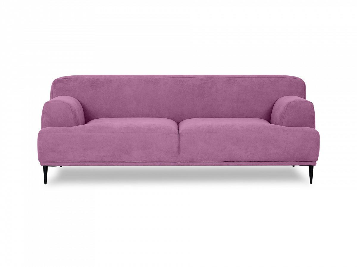 Ogogo диван двухместный portofino розовый 115602/2