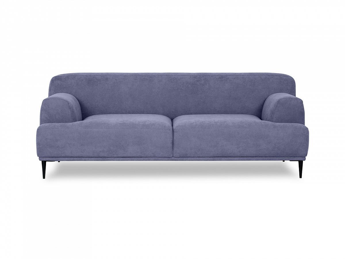 Ogogo диван двухместный portofino синий 115603/9