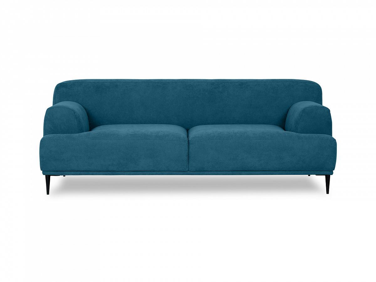 Ogogo диван двухместный portofino голубой 115605/6