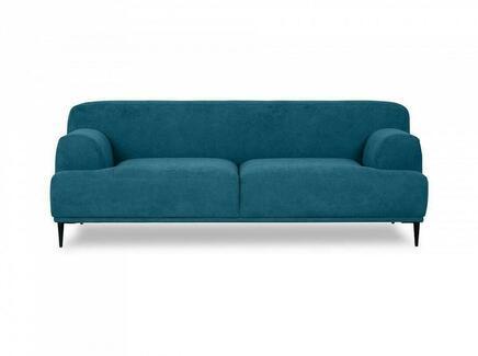 Диван двухместный portofino (ogogo) голубой 196x72x97 см.