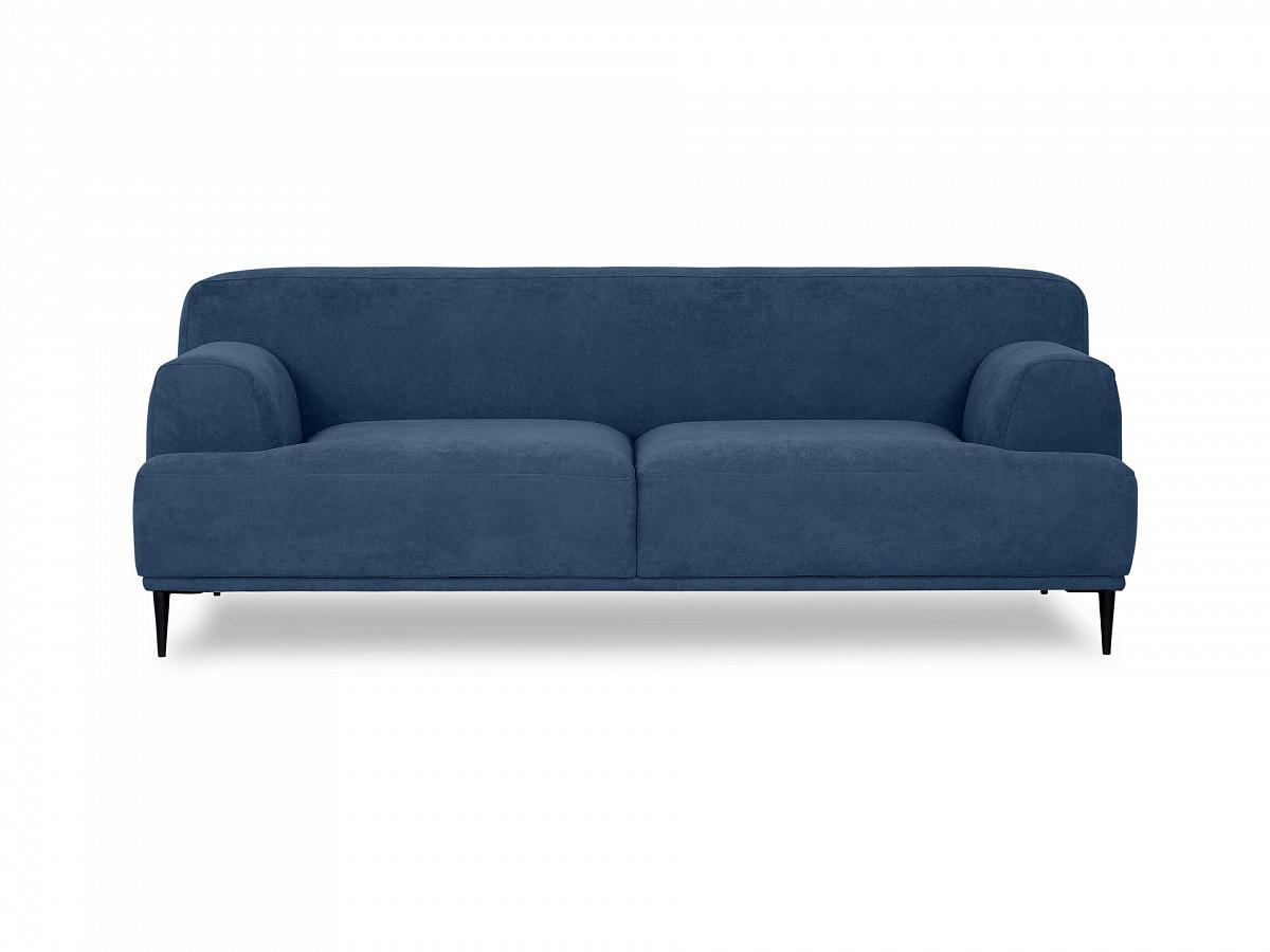 Ogogo диван двухместный portofino синий 115606/115623