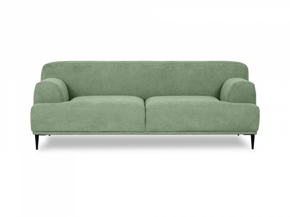 Ogogo диван двухместный portofino зеленый 115608/9