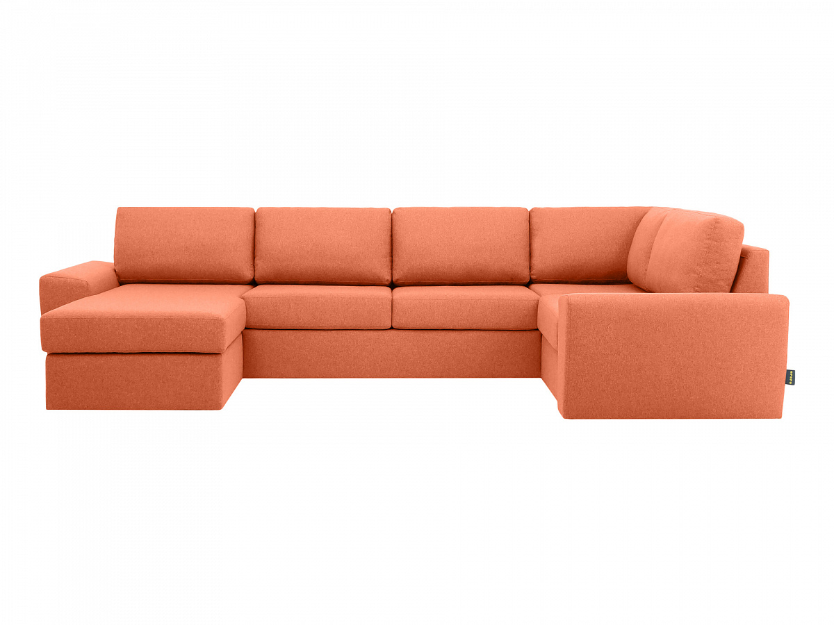 Ogogo диван peterhof оранжевый 115620/9