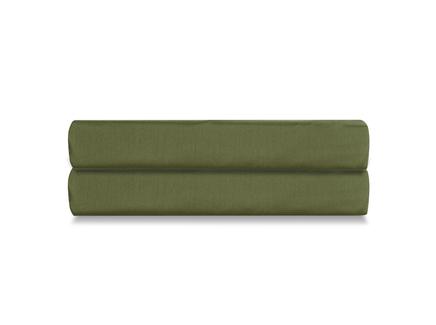 Простыня wild (tkano) зеленый 270x240x1 см.