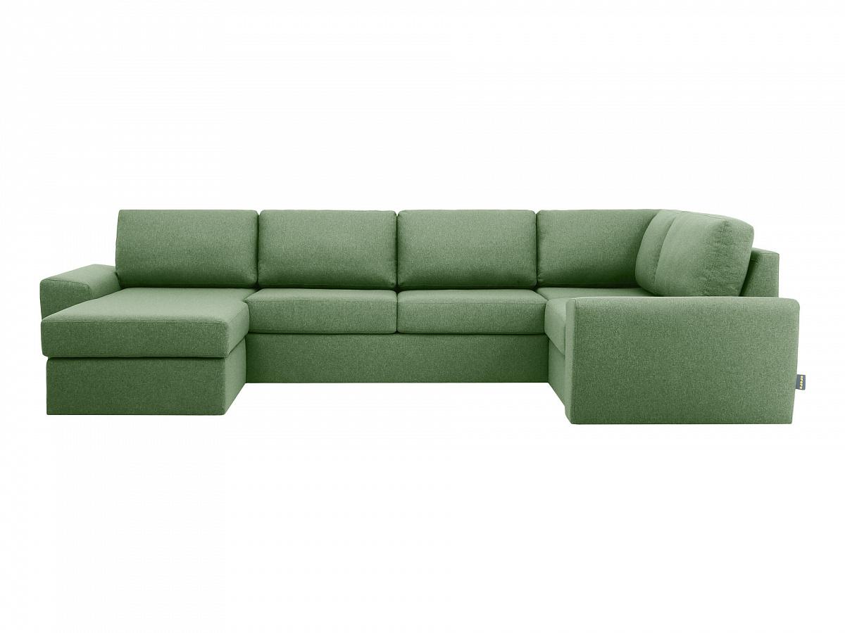 Ogogo диван peterhof зеленый 115625/1