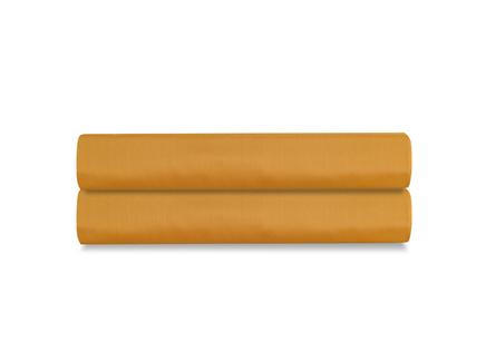 Простыня wild (tkano) оранжевый 270x240x1 см.