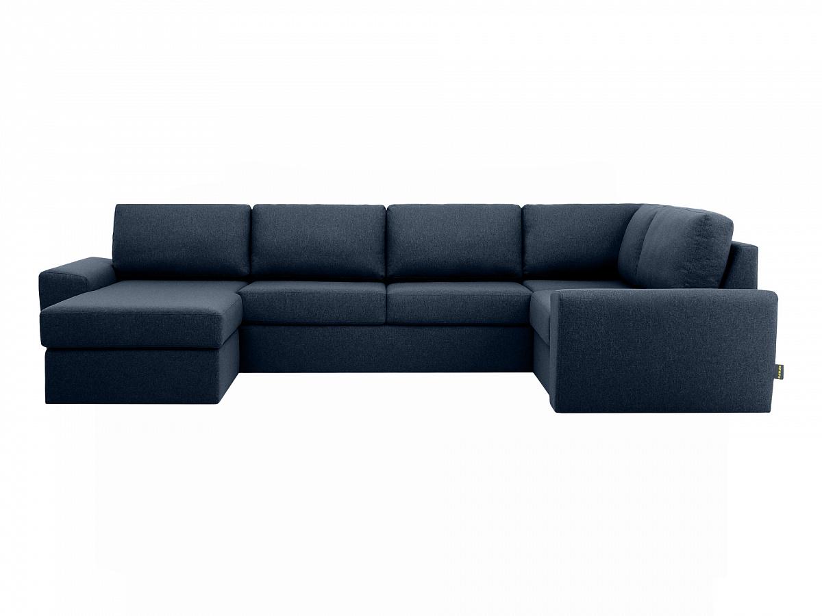 Ogogo диван peterhof синий 115633/1