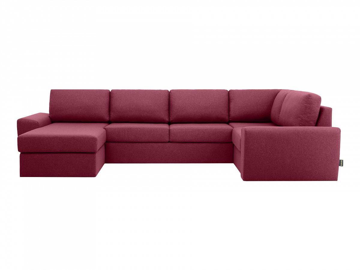Ogogo диван peterhof красный 115643/6