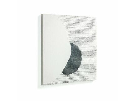 Картина prism (la forma) серый