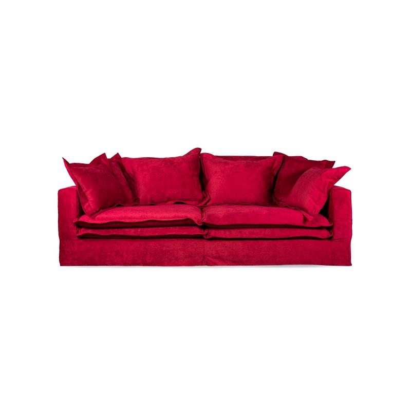 Desondo диван norbiton красный 115771/9
