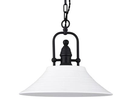 Светильник подвесной troche (desondo) белый 28 см.