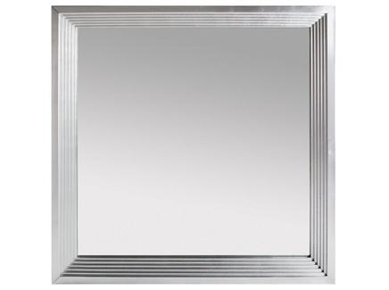 Зеркало enigma (зеркало с дефектом) (porada) серый 130x130 см.