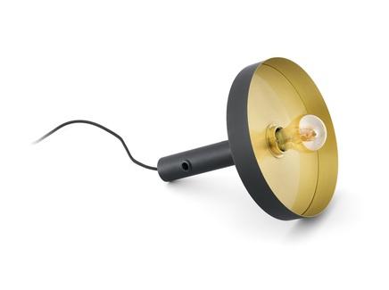 Светильник whizze (faro) черный