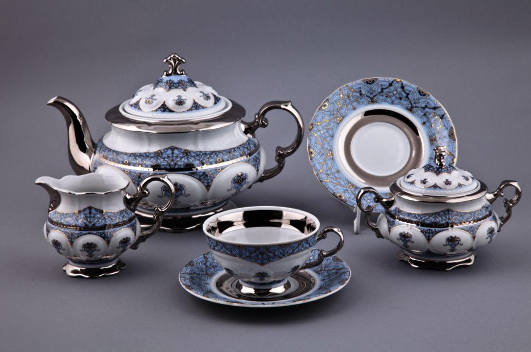 """Чайный сервиз """"Восточная коллекция"""""""