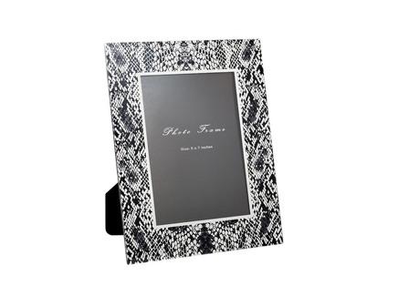Фоторамка декоративная кобра (garda decor) черный 20.0x25.0x1.0 см.