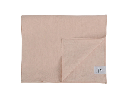 Дорожка essential (tkano) розовый 150x45 см.