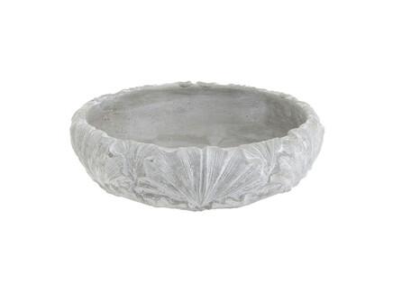 Кашпо agri (to4rooms) серый 8 см.