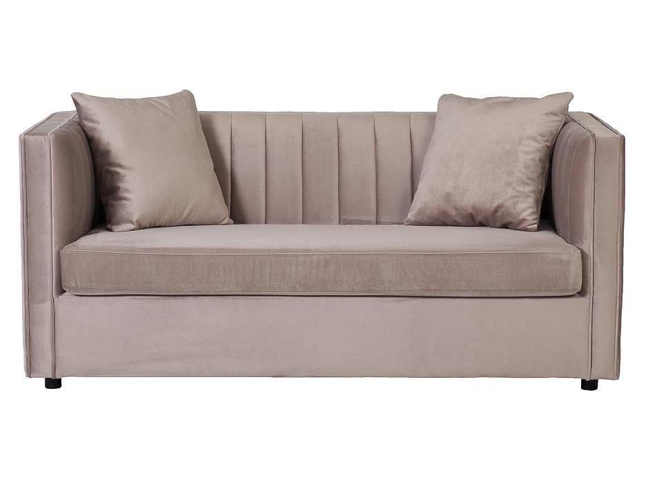 Garda decor диван двухместный paolo бежевый 116562/8