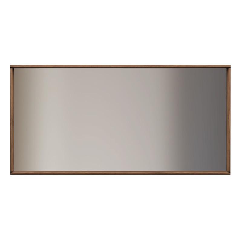 Зеркало menorca (mod interiors) коричневый 120x60x6 см.