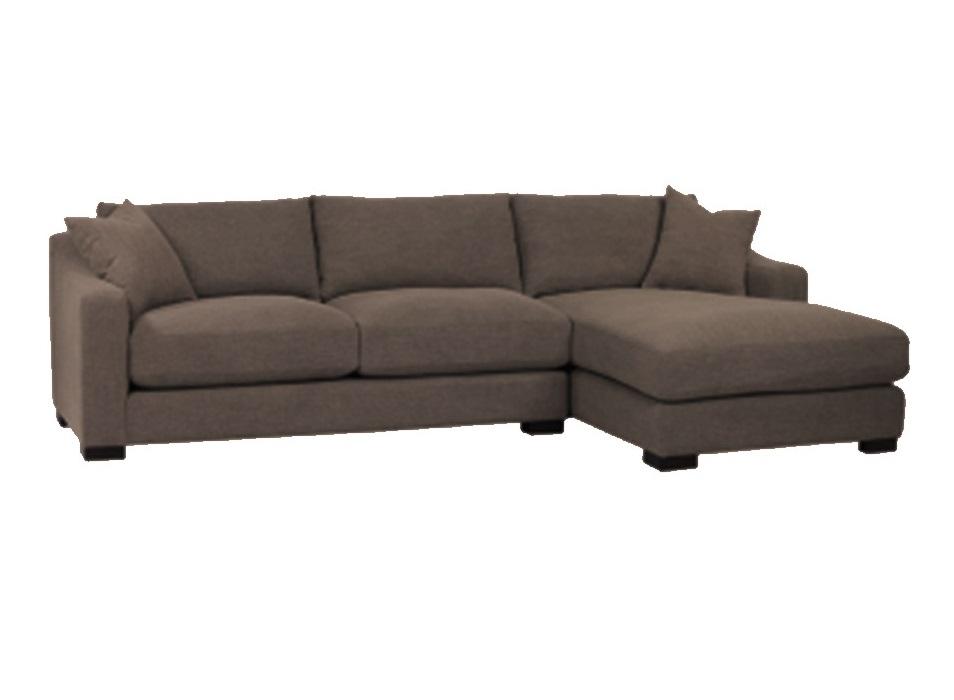 Gramercy диван austin коричневый 116645/2