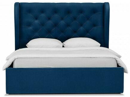 Кровать jazz (ogogo) синий 177x146x224 см.